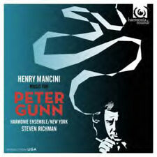 Music for Peter Gunn CD (2014) ***NEW***