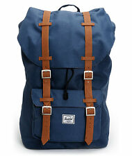 Herschel Supply Co. Zaino Little America Pack Navy NUOVO 25L