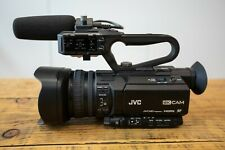 JVC GY-HM200E Compact Live Streaming 4k Camcorder