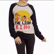 Women's Disney Lion King Sweatshirt Size S