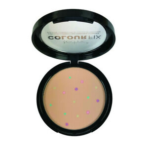 Technic Colour Fix Correcting Pressed Face Powder Translucent Flawless Face Tone