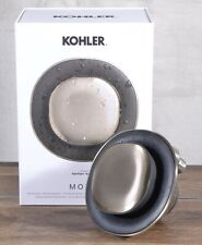 Kohler Moxie Showerhead + Wireless Speaker Combo Brushed Nickel Finish 1.75 Gpm