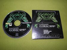 The Best Of Psychedelic Krembo Selected Tunes RARE Israel CD Goa Trance / Oforia