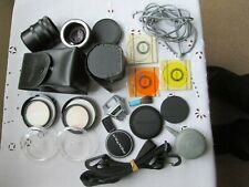 VINTAGE PENTAX S1 EXTENSION TUBES / FILTERS / X2 LENS ETC.