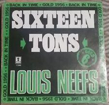 RARE 45t 7'' LOUIS NEEFS SIXTEEN TONS CARDINAL RECORDS RE BELGIUM BEAT 197? BE+