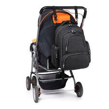 4pcs Maternity Bag Baby Changing Bag Backpack Nappy Diaper Mummy Rucksack