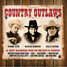 Country Outlaws JOHNNY CASH/WAYLON JENNINGS/WILLIE NELSON Best 60 Songs NEW 3 CD