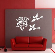 Wall Stickers Vinyl Decal Birds Home Decor For Living Room (ig796)