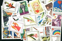 BRAZIL Collection 100 DIFF MINT NH Commemorative Stamps Great Collection Builder