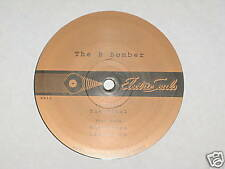 "THE B BOMBER the final / ghettisco / battle on 12"" RECORD DISCO"