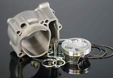 Standard Bore Kit -Cylinder/Wiseco HC Piston/Gaskets KX250F 2007-2008 77mm/14:1