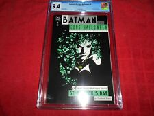 BATMAN: THE LONG HALLOWEEN  #6 CGC 9.4