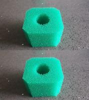 2 Foam Reusable Spa Hot Tub Filters for Vegas, Miami, Monaco, Palm Springs