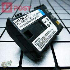 NB-2L NB-2LH BP-2LH Battery for Canon EOS 350D 400D Digital Rebel XT XTi Kiss N