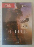 HUBBLE I SEGRETI DELL'UNIVERSO DVD ASTRONOMIA SPAZIO FOCUS