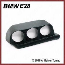 NEW BMW 528e 533i 535i M5 e28 V.D.O. gauge console/pod