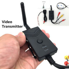 Wireless Real-time Car Rear Camera Video Transmitter Kit FPV for iOS Android