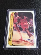 1986-87 Fleer Sticker #8 Michael Jordan RP