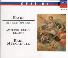 Haydn: La Creazione, Missa Brevis / Karl Munchinger, Elly Ameling, Wiener - CD