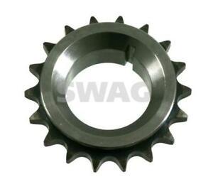 SWAG Crankshaft Sprocket 10 05 0008 fits Mercedes-Benz Kombi 200 T (S123) 74k...