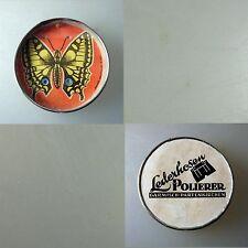 Dexterity Puzzles Schmetterling Werbung Lederhosen um 1955 (40500)