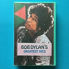Bob Dylan - Greatest Hits (Rare Thomsun Original Cassette Tape)