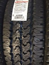 1 NEW 245 75 17 Firestone Transforce AT LT245/75R17 E 121/118R OWL Commercial
