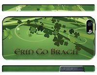 Ireland Irish Clover iPhone 4S 5 5S 5c 6 6S 7 8 9 X XS Max XR Plus Case Cover