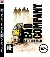 Jeu Battlefield Bad Company PlayStation PS3 / Version Française Intégrale / Ea