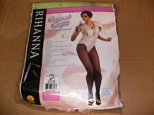 RUBIE'S RIHANNA CONCERT OUTFIT WOMEN HALLOWEEN COSTUME LARGE