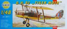 De Havilland Dh 82 Tiger Moth, Raf trainer (1/48 model kit, Smer 0811)