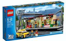 Lego 60050 Train Station - Neu !