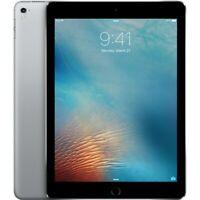 Apple iPad Pro 9.7 128GB A1673 Black GRADE B Retina WiFi Unlocked Retina iOS 13