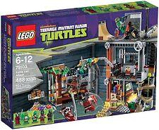 Lego Ninja Turtle Lair 79103  / New, Sealed