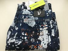 Authentic Versace Made In Italy Indigo Jeans US Size 38 $600