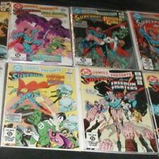 Dc Comics Presents U-Pick One #55,56,57,59,60,62 or 63 Dc Priced Per Comic