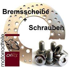 ,EBC Bremsscheibe vorne + Schrauben - Kawasaki KMX 125 - MX125B + ABE - rostfrei