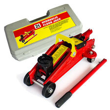 Panana 2 Ton Hydraulic Trolley Floor Jack Car Van Garage 2000kg Lift TUV CE