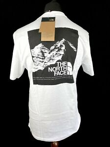 NEW The North Face Mountain Graphic Short Sleeve T Shirt