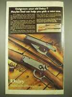 1975 Daisy Model 99, Model 1894 BB Gun Ad