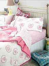 VICTORIA'S SECRET PINK® REVERSIBLE COMFORTER FULL/QUEEN *RARE*