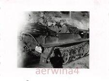 Büssing Halbketten Zugmaschine Vormarsch bei Arras Frankreich