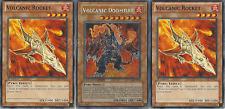 Volcanic Budget Deck - Doomfire - Volcanic Rocket - NM - 43 Cards + Bonus