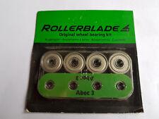 Rollerblade ABEC 3 Kugellager Bearings 8 Stück NEU
