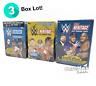 2015, 2016 & 2017 Topps WWE Heritage Wrestling Blaster (3 Box Lot!)