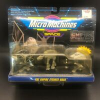 NEW SEALED in box 1993 Star Wars: Micro Machines - Collection 2 - 65860 Galoob