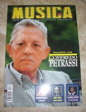 RIVISTA MUSICA N.117 - GOFFREDO PETRASSI - APRILE / MAGGIO 2000 (MU1)