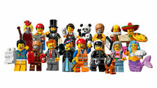 LEGO 71004 MINIFIGURES THE LEGO MOVIE SERIES Complete Set of 16