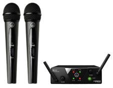 AKG WMS40 Mini 2 Vocal Wireless Microphone System