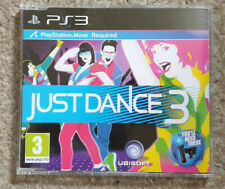 Sony Playstation 3 PS3 Game Just Dance 3 Promo Version